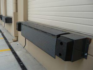 GMA Dock edgeofdocklevelermechanicalhydraulic