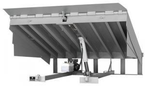 GMA Dock hydraulicdockpitleveler